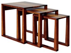 Modern side tables and accent tables by Greenington