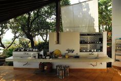 Danish Architect Mette Lange, Goa, India