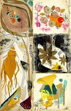 Andrea D'Aquino sketches