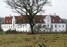 Bidstrup Gods, Jylland - Bidstrup er en gammel hovedgård.  Hovedbygningen er opført 1698-1760.