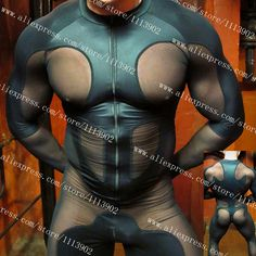 Find More Shapers Information about New Sexy Fitness Men Faux Leather Mesh Catsuit Wetlook Overalls for Men Fetish Male Guy Bodysuit Pattern Jumpsuit male suit,High Quality fitness block,China fitness target Suppliers, Cheap fitness match from pinkcat apparel wholesale dropshipping on Aliexpress.com