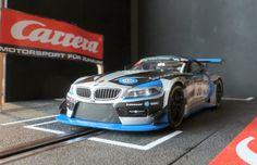 BMW Z4 GT3 Walkenhorst Motorsport