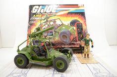 GI Joe 1985 AWE Striker 100% Complete w/ Original Box, Blueprints, & Crankcase! #GIJoeVehicles  #VintageToys #CodenameRansac