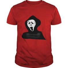 Shop Ghost Scary custom made just for you. Cool Tees, Cool T Shirts, Tee Shirts, New Shirt Design, Shirt Designs, Vintage Shirts, Tshirts Online, Shirt Shop, Mens Tees