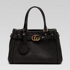 Gucci 247183 Al70t 1000 Gg Running'Medium Tote mit GG-Detail Gucci Damen Handtaschen