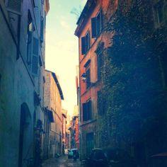 Via dei Banchi Nuovi - Roma