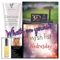 What's on your wish list Wednesday? #Younique #ClickImageToShop #Questions…