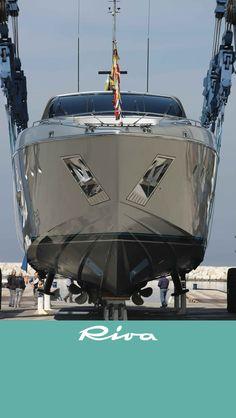 Riva Yacht Luxury Yacht #Made In Italy