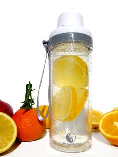 My Healthy Way presents this double walled glass water bottle !Borosilictae glass on the inside and PBA free plastic on the outer wall ! Create your own flavored water or herbal tea on the go ! http://www.amazon.com/Healthy-Bottle-Loose-Infuser-Inner-Borosilicate-Plastic-Best/dp/B00ZUFBCHK
