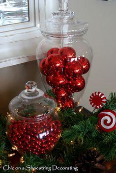 simple  inexpensive decorating idea