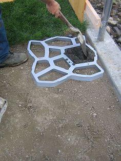 Making cobblestones the easy way