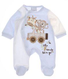 547ef9a07be65 Rock a Bye Baby φορμάκι «Little Friends Let s Go» - Παιδικά ρούχα