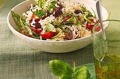 Italienischer Reissalat, ein sehr schönes Rezept aus der Kategorie Schnell und einfach. Bewertungen: 104. Durchschnitt: Ø 4,4.