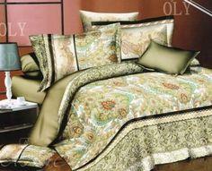 Купить постельное белье из поплина ПЕРО ЖАР-ПТИЦЫ 1,5-сп от производителя Tango (Китай)