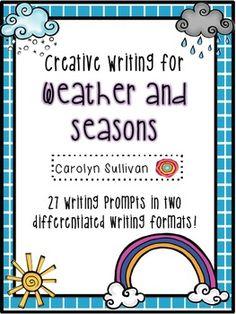 Writing the seasons: Autumn