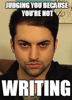 A motivational meme that I made for myself today, featuring Mitch Grassi from Pentatonix.