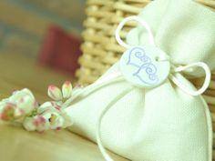sacchettini bomboniere per matrimonio con di manufattofattoamano, €6.10