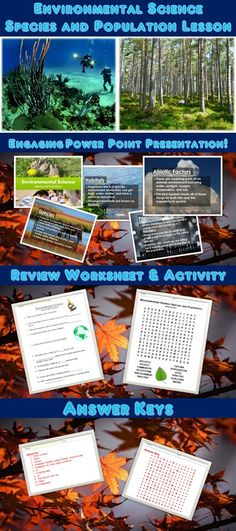 Fraction Problems Worksheets Excel Environmental Issues Lesson With Power Point Notes Page And  Skip Count By 3 Worksheet Word with Math Worksheets For 5th Grade Fractions Environmental Science Species And Population Lesson Electrolysis Worksheet Excel