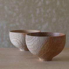 Zelkova, Ceramic Tableware, Wood Bowls, Wood Turning, Serving Bowls, Japanese Style, Woodworking, Carving, Ceramics