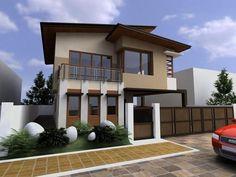 Modelos de rejas para casas modernas