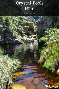 This one of the most popular waterfall hikes in Cape Town. It is situated in the Kogelbay Biosphere just outside of Gordon's Bay near the Steenbras River mouth. The hike takes you up to the waterfall that feeds into the Steenbras River Forest Waterfall, Waterfall Hikes, Hiking Spots, Hiking Trails, River Mouth, Table Mountain, Like A Local, Cape Town, Where To Go