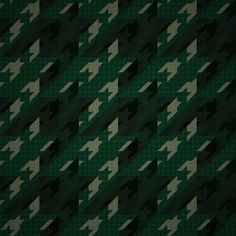 dustrial-inc:   Tactical Houndstooth. #art #design... - Where is my mind