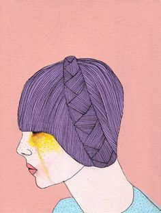 Irana Douer #illustration