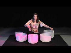 ▶ World Healing Crystal Bowl Meditation with Dorit Brauer - YouTube