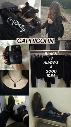 Capricorn Aesthetic discovered by Ice Queen on We Heart It - astrology Capricorn Traits, Zodiac Signs Capricorn, Zodiac Star Signs, My Zodiac Sign, Astrology Zodiac, Astrology Signs, Capricorn Compatibility, Astrology Numerology, Numerology Chart