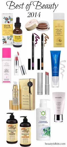 If you're looking for makeup, skincare and haircare worth spending your hard-earned cash on, check out my best of beauty picks for 2014. There are the fabulous finds that really won me over last year!