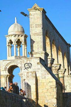 Beautiful Islamic Architecture from Jerusalem - Palestine