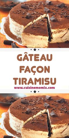Recette Gâteau Façon Tiramisu How about making tiramisu like a cake? Perfect Chocolate Chip Cookie Recipe, Desserts With Chocolate Chips, Chocolate Chip Recipes, Cheesecake Recipes, Cupcake Recipes, Dessert Recipes, Italian Cookie Recipes, Baking Recipes, French Macaroon Recipes