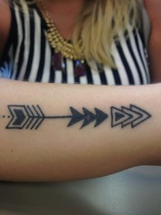 Arrow Tattoo...