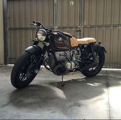 BMW R100 Cafe Racer                                                                                                                                                                                 More