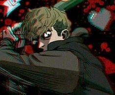 manhwa, wallpaper, and killing stalking image Otaku Anime, Anime Manga, Sangwoo Killing Stalking, Maid Outfit Anime, Killing Me Softly, Dark Anime Guys, Psychological Horror, Levi X Eren, Cute Anime Wallpaper