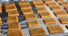 Food Wishes Video Recipes: Next Up: Cheese Crackers