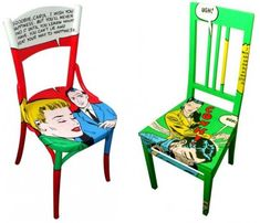 27 Cool Furniture Ideas Inspired By Pop ART