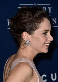 Felicity Jones Photos: 'The Theory of Everything' Premiere
