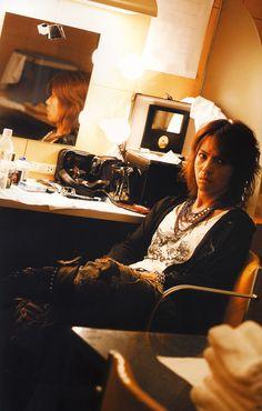 HYDE • 2008 OCT #hyde #hidetotakarai #takarai #hydetakarai #larcenciel #vamps #ラルクアンシエル #彩虹樂團 #寶井秀人