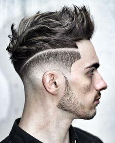 coupe de cheveux homme - coupe carré mi-long