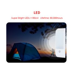 Ultra-bright LED Sensor Night light with PIR and Light control sensor,Wireless,Portable,for Indoor and Outdoor camping lighting