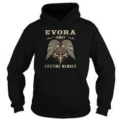 Evora Family Lifetim... T-Shirts Hoodie