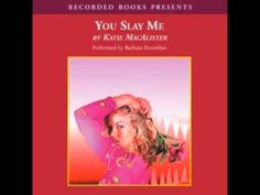 Audiobook Narrator Barbara Rosenblat YOU SLAY ME MacAlister