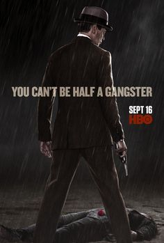 Boardwalk Empire season 3 teaser poster