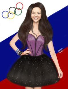 Аделина Сотникова олимпиада Сочи 2014 фигурное катание