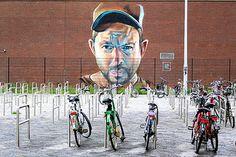 Street Art in Noord Amsterdam!