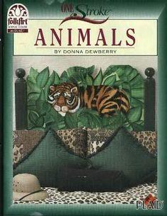 ebc_animals_fc - Maica Dos - Álbuns da web do Picasa..One stroke painting and patterns!