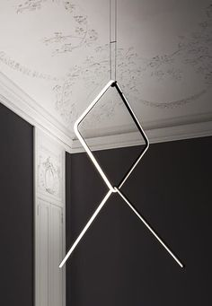 ARRANGEMENTS BROKEN LINE pendant lamp By Flos design Michael Anastassiades