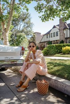 Aimee Song, fashion blogger of Song of Style, enlightens you on her Friday favorites of the only summer staples you will ever need.
