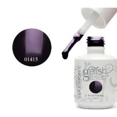 Harmony Gelish Soak off nail polish - Diva: Amazon.co.uk: Beauty